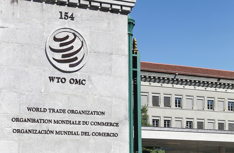 Mục tiêu của WTO là hạn chế đi các rào cản thương mại trong hoạt động giao thương quốc tế.