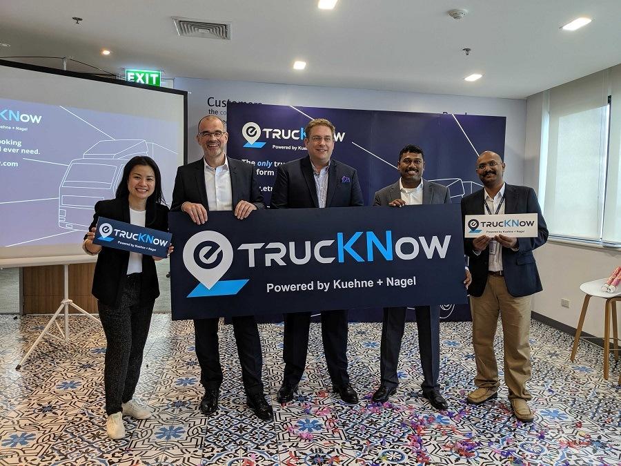 Kuehne + Nagel ra mắt nền tảng cước trí tuệ nhân tạo etrucKNow.com cho các chuyến hàng vận tải đường bộ trong khu vực châu Á – Thái Bình Dương