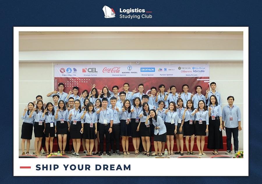 LSC là CLB học thuật về lĩnh vực Logistics đầu tiên và duy nhất tại trường ĐH Ngoại thương.